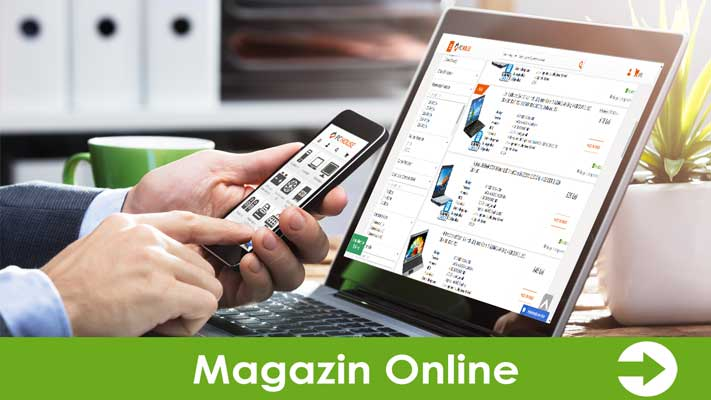 Magazin online de calculatoare refurbished